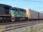 BNSF 6791