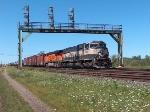 BNSF 9508