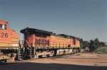 BNSF 4680