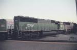 BNSF 9291