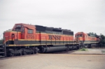 BNSF 6705