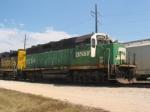 BNSF GP28 #1504 (Ex. BN)