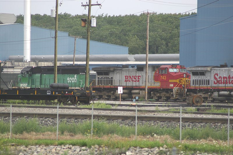 BNSF Power
