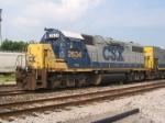 CSX GP38-2 #2634