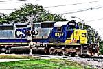 CSX 8357