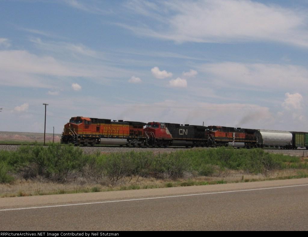 BNSF 5007