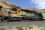 BNSF SD40-2 6887