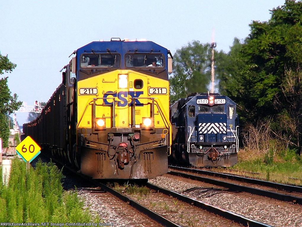 CSX 211 N854-11