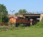 BNSF 4778