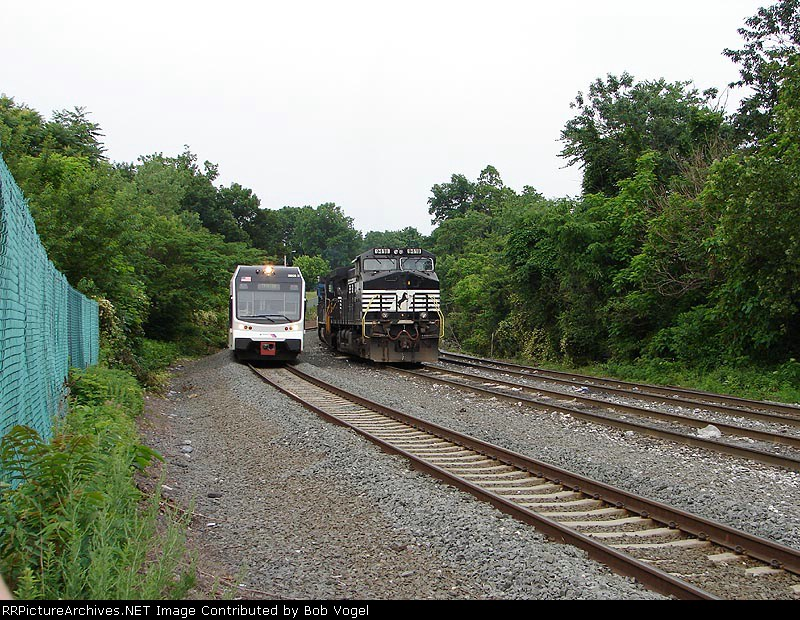 NJT 3505 & NS 9418