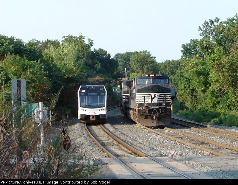 NJT 3505 & NS 9167