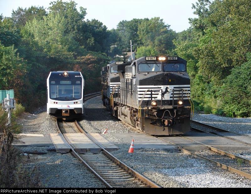 NJT 3510 & NS 9167