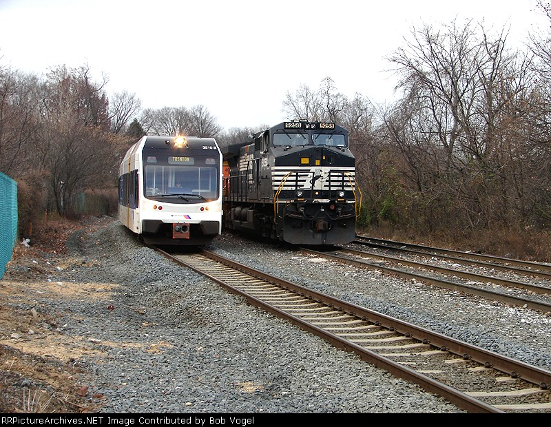 NJT 3510 and NS 9258