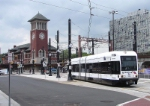 Newark Light Rail 113