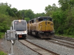 NJT 3509 & UP 2373