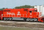 The Indiana Railroad GP38AC  # 30