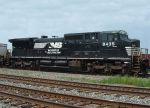 NS 8435 in new paint.
