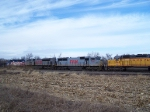 UP 3368 & Friends (Including UP's United Way Loco)