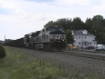 Loaded eastbound Coal train