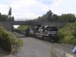Loaded Coal Train On Track 1