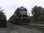 NS 3359 with an Eastbound