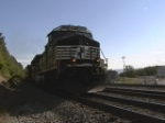 Westbound DoubleStack on Track 3