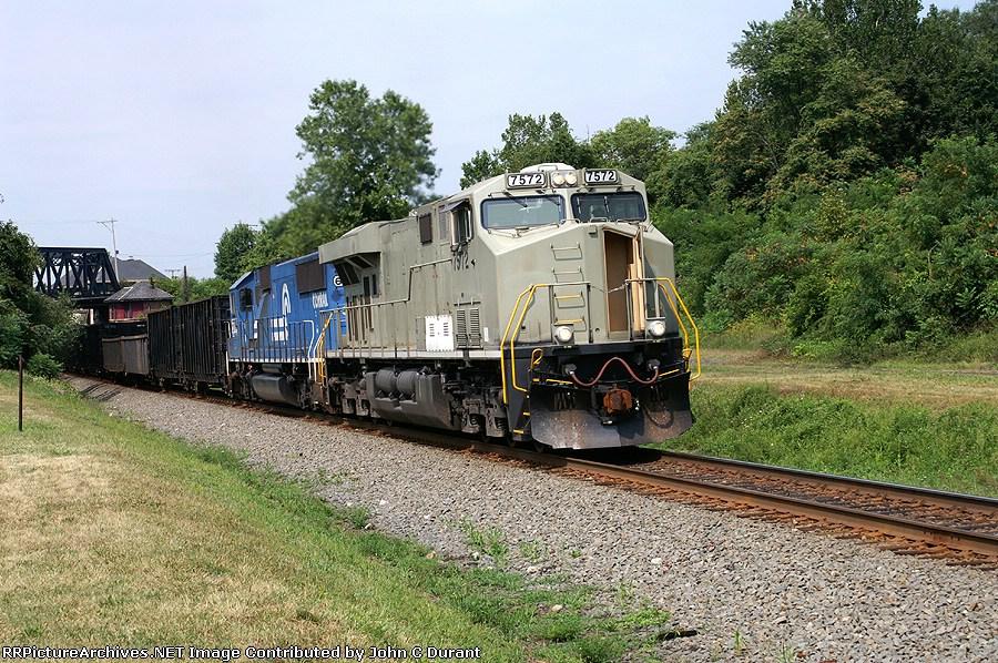 NS 7572 18G