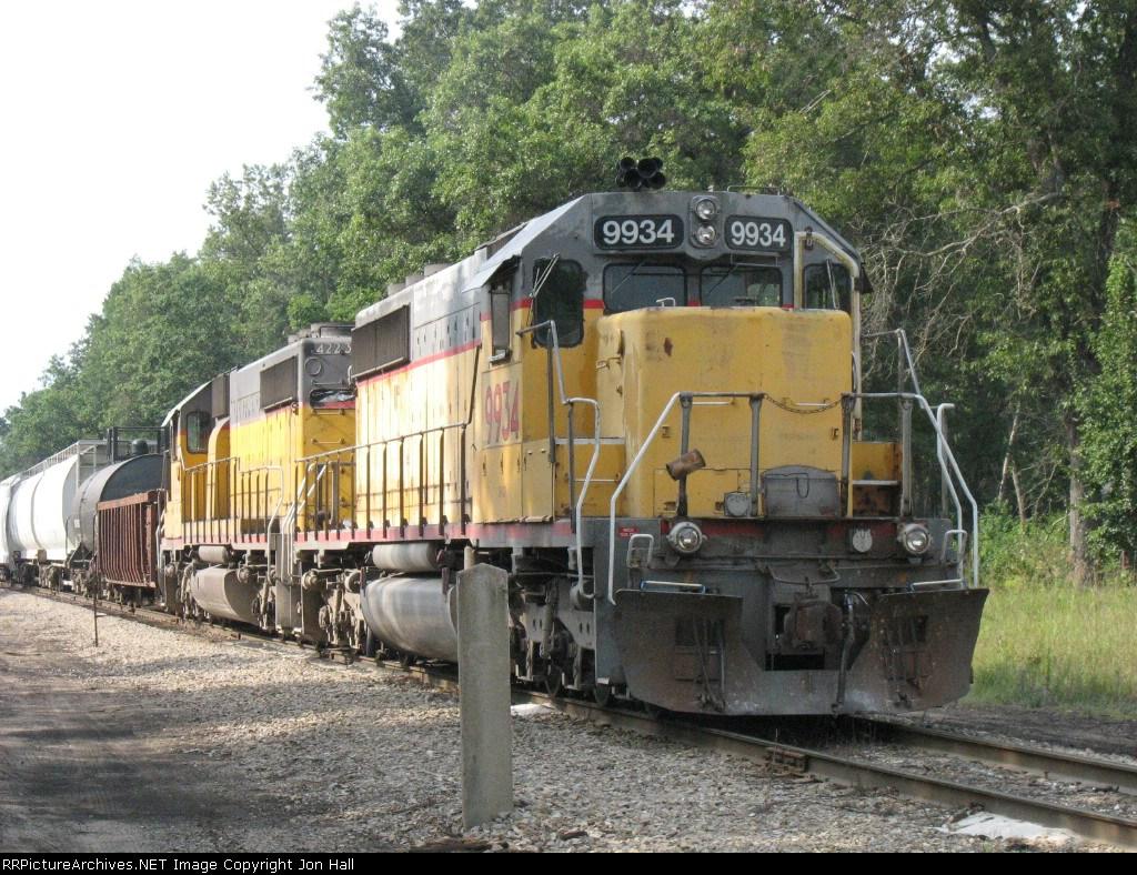 Marquette Rail road power