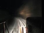 3001 heading south through the night