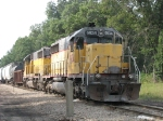 Marquette Rail road power