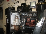 Inside the cab of GLLX 3001