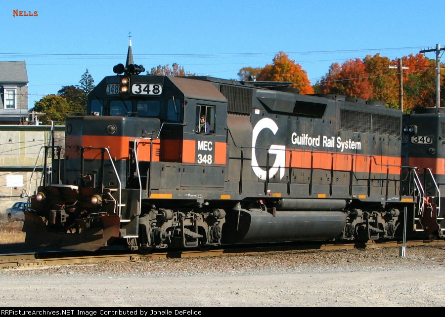 Guilford train POSE