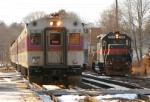 Inbound MBTA passes AY-1