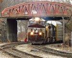 Pan Am Southern Train #205