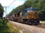 CSX/Pan Am Train SEPO