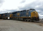 CSX/Pan Am Train SEPO
