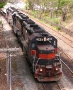 PanAm intermodal train MOAY