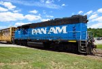 Pan Am/MEC #511 on the Greenville Branch...
