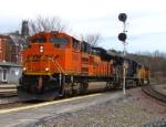 Coal Train Power