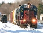 PanAm train EDLA