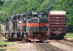 Guilford/PanAm train EDNM