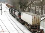 Intermodal Train MOAY