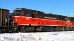 Providence & Worcester PWBO Coal Train