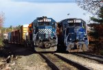 Pan Am Train POED and Local
