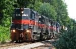 PanAm/Guilford train RUED