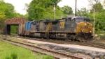 CSX/Pan Am Train WASE