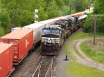 Intermodal Trains AYMO & MOAY Pass