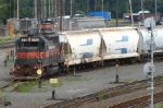 Guilford/MEC #316 Works in the Yard