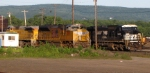 UP & NS Power at Pan Am's East Deerfield Yard