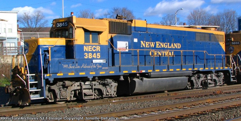 NECR #3845